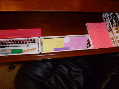 , Organizing Desk Drawers, Joyful Homemaking