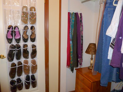 Organizing my Closet, Joyful Homemaking