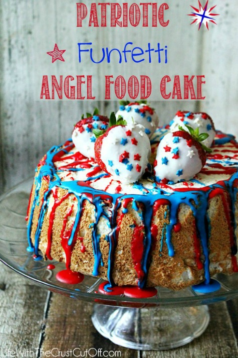 Patriotic-Funfetti-Angel-Food-Cake