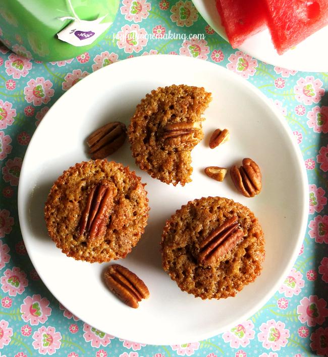 Pecan Pie Muffins, Joyful Homemaking