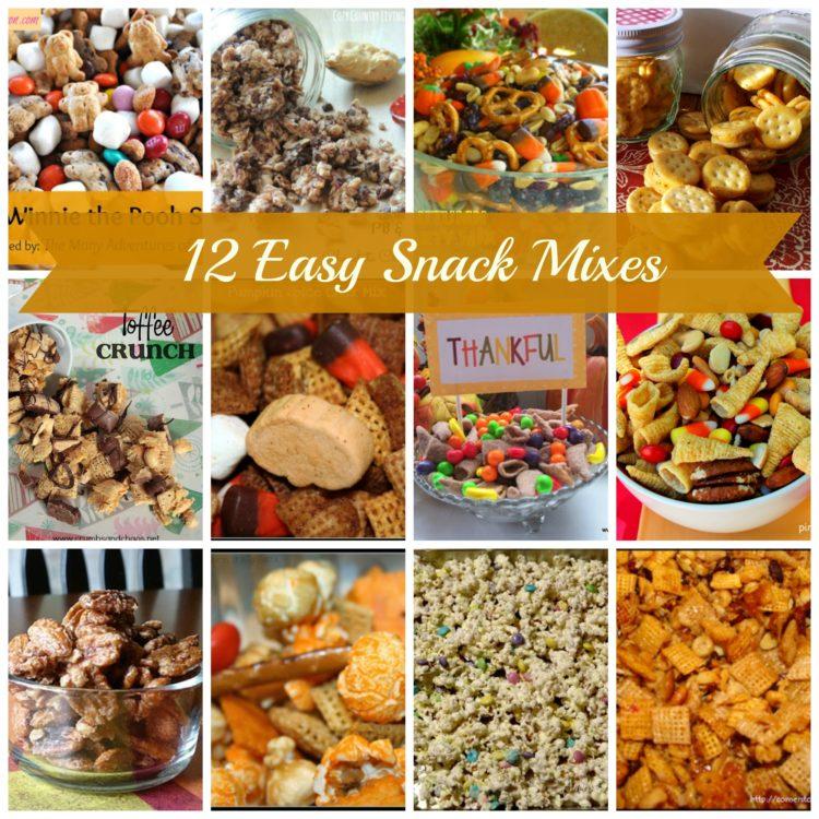 Snack Mixes
