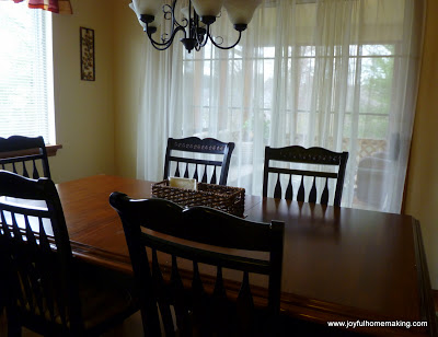 Protecting Your Dining Table Chairs, Joyful Homemaking