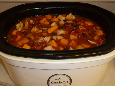 Quinoa, Chicken & Sweet Potato Stew, Joyful Homemaking