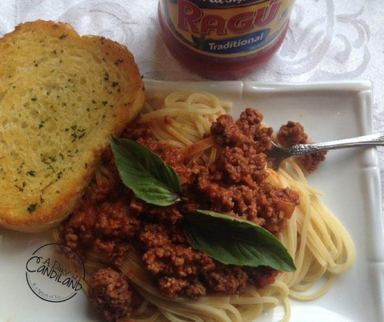 Family Meal Plan for the Week, Joyful Homemaking