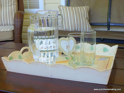 , Rummage Sale Treasures, Joyful Homemaking