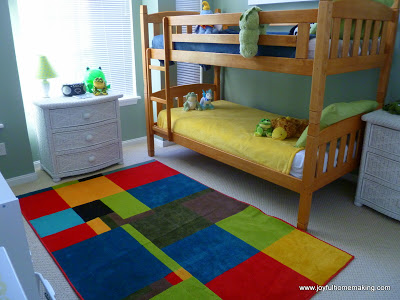 Shared Room for a Boy and Girl, Joyful Homemaking