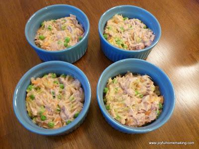 tuna pot pie, Tuna Pot Pie, Joyful Homemaking