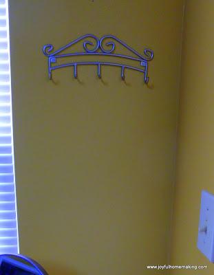 vanity area, Vanity Area Update, Joyful Homemaking
