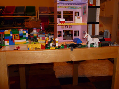 , What to do with ALL those Legos, Joyful Homemaking
