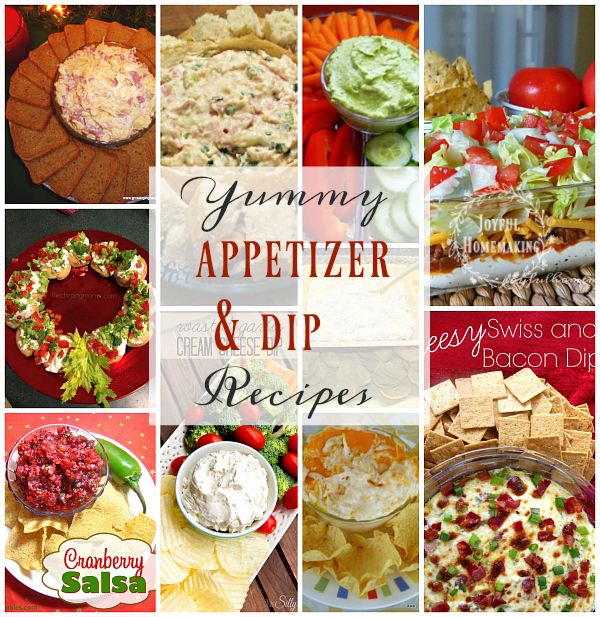 appetizers-dip recipes