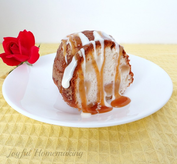 apple angel food cake9