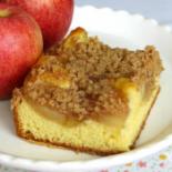 apple pie cake slider