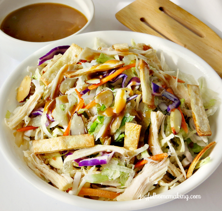 Asian Toasted Sesame Dressing