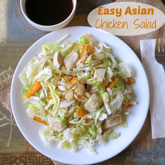 asian chicken salad8