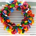 Balloon Wreath Decor