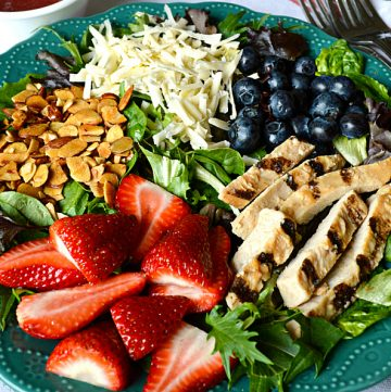 Easy and Delicious Summer Salads, Joyful Homemaking