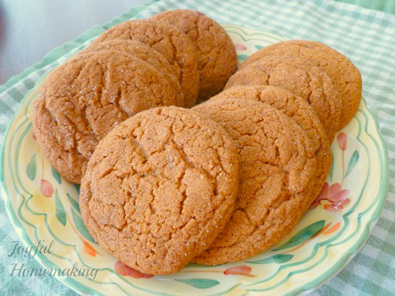 best-gingersnap-cookies