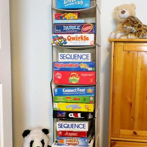 Tips for Storing Board Games and Puzzles