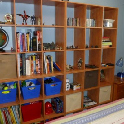 Organizing in the Boys' Room