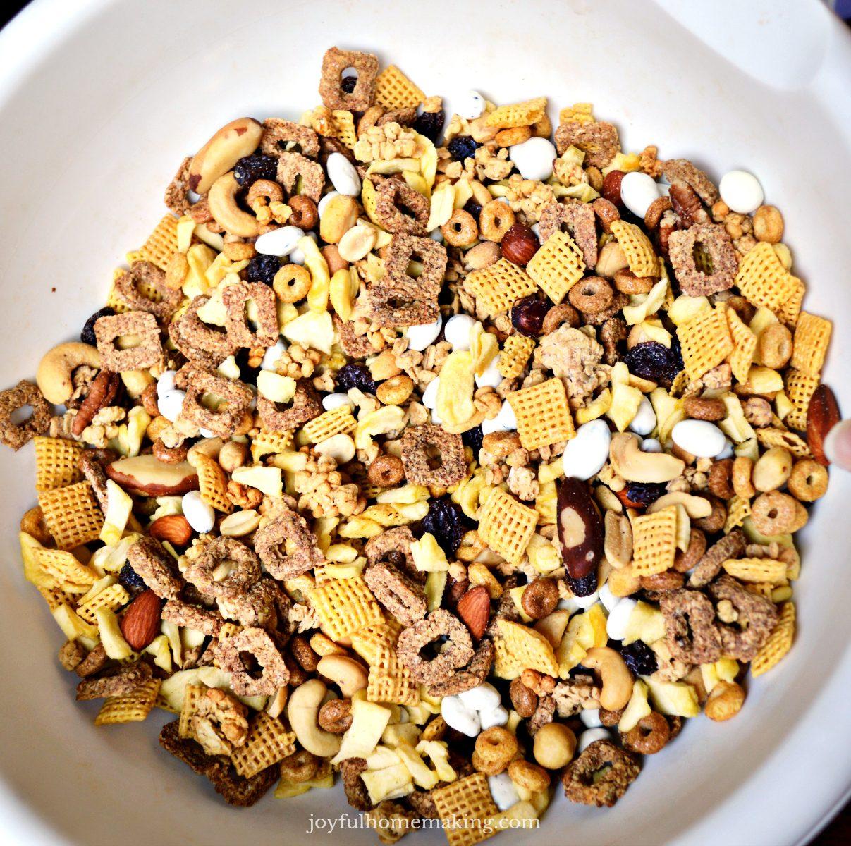 breakfast snack packs, Breakfast To-Go Packs, Joyful Homemaking