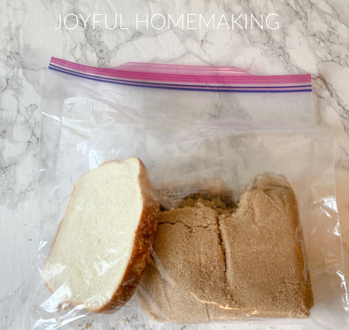 , How to Soften Brown Sugar, Joyful Homemaking