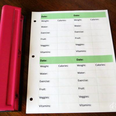 photograph about Printable Calorie Tracker identify Absolutely free Printable Calorie Counter Health Tracker - Satisfied