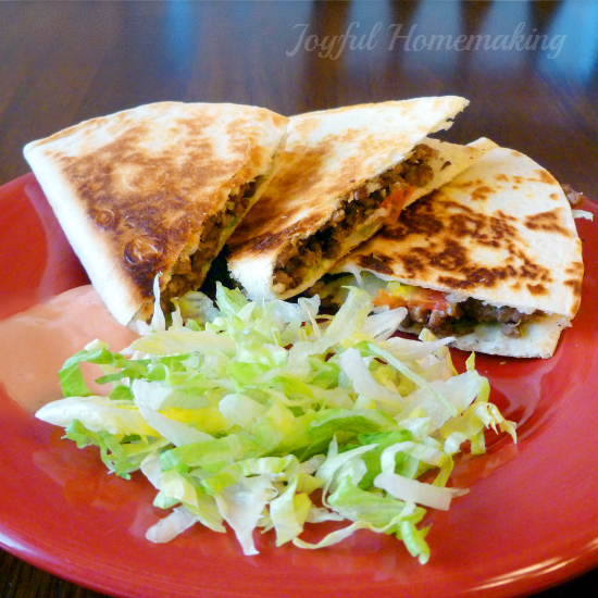 cheeseburger quesadillas2