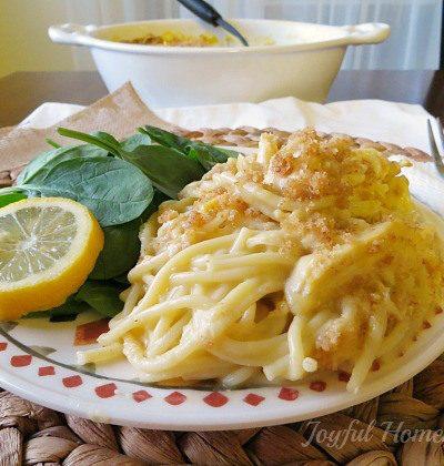 , Dinner Ideas for the Week, Joyful Homemaking