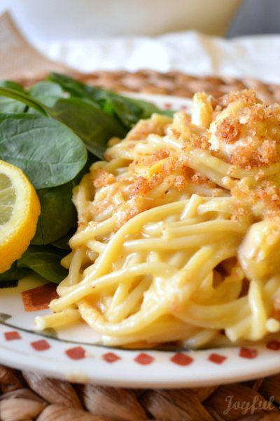 cheesy chicken casserole, Cheesy Chicken Casserole – Lighter, Joyful Homemaking