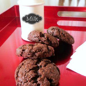 Egg Free Dairy Free Chocolate Cookies, Egg Free Dairy Free Chocolate Cookies, Joyful Homemaking