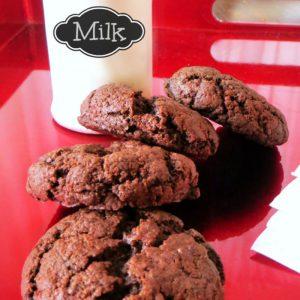 Egg Free Dairy Free Chocolate Cookies
