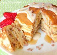 Copycat Cinnamon Pancakes