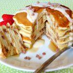 cinnamon pancakes, Copycat Cinnamon Pancakes,