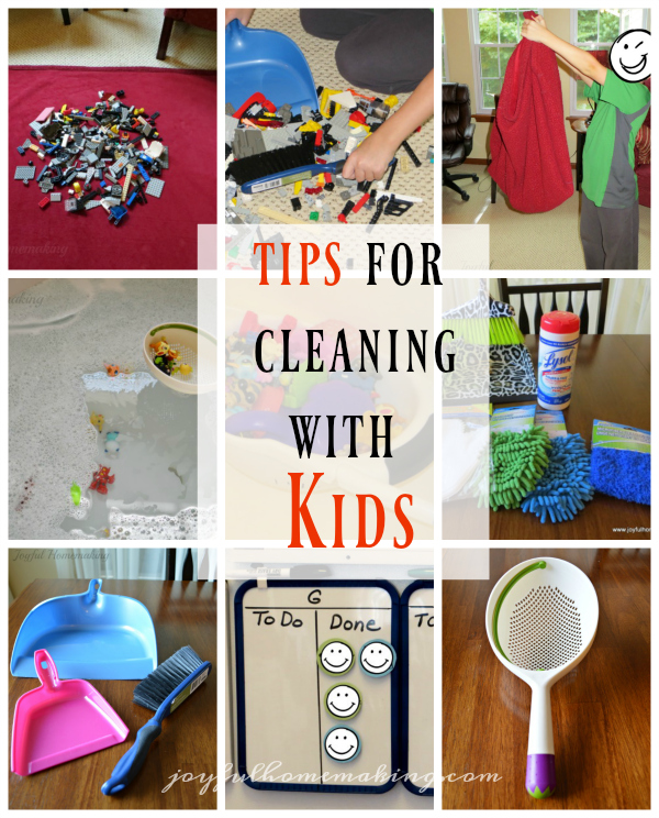 cleaning-with-kids