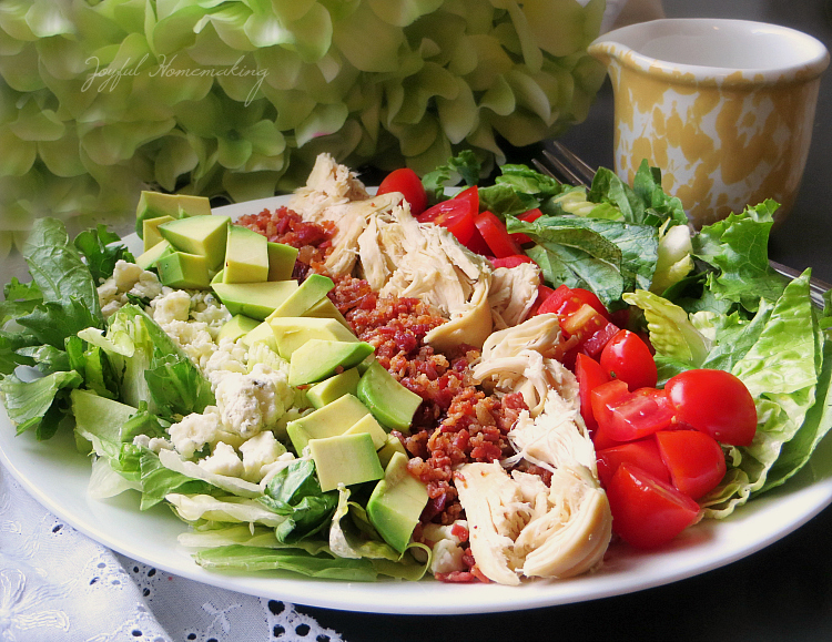 , Easy and Delicious Summer Salads, Joyful Homemaking