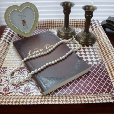 Mod Podge Decorative Tray