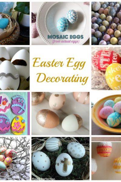 Easter, Easter Sweets, Activities and Decor, Joyful Homemaking