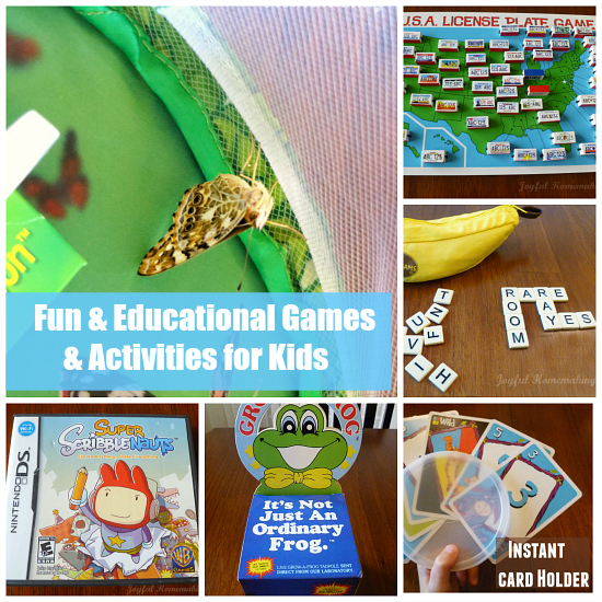 Educational Games and Activities