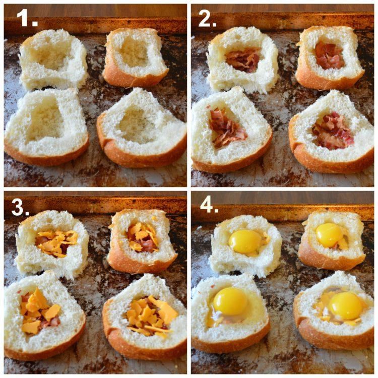 egg in a roll, Egg in a Roll, Joyful Homemaking