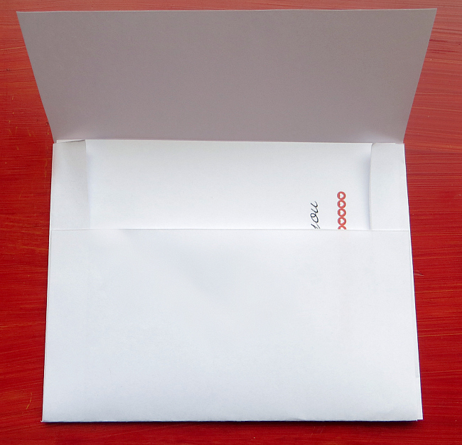 printable envelope