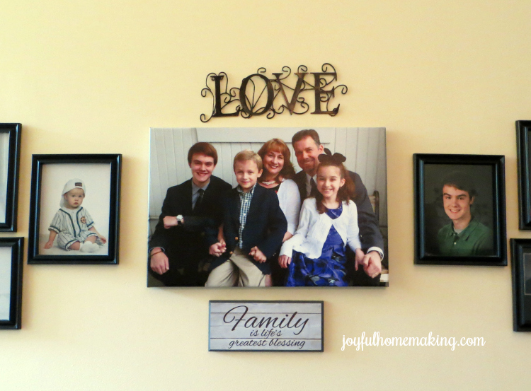 Custom Gifts for a Steal Using Groupon Coupons, Joyful Homemaking