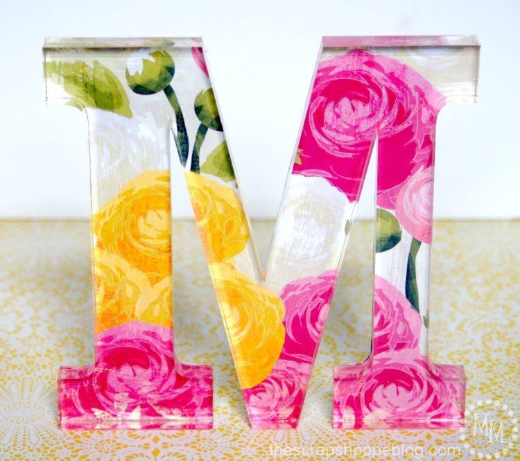 floral-acrylic-monogram