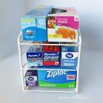 Food Wraps Storage and Organization