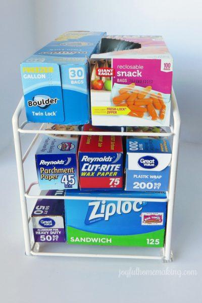 , Bathroom Storage Solution, Joyful Homemaking