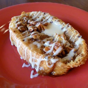 baked french toast, Baked French Toast with Caramel Glaze, Joyful Homemaking