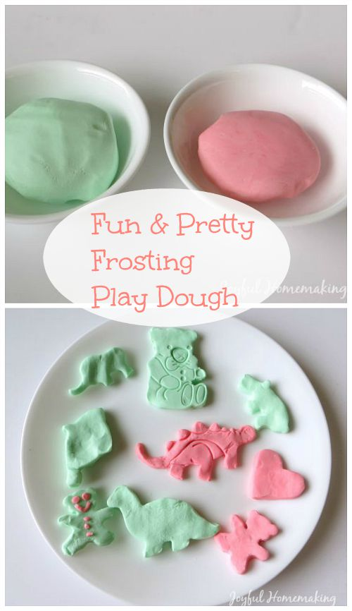 frosting playdough3