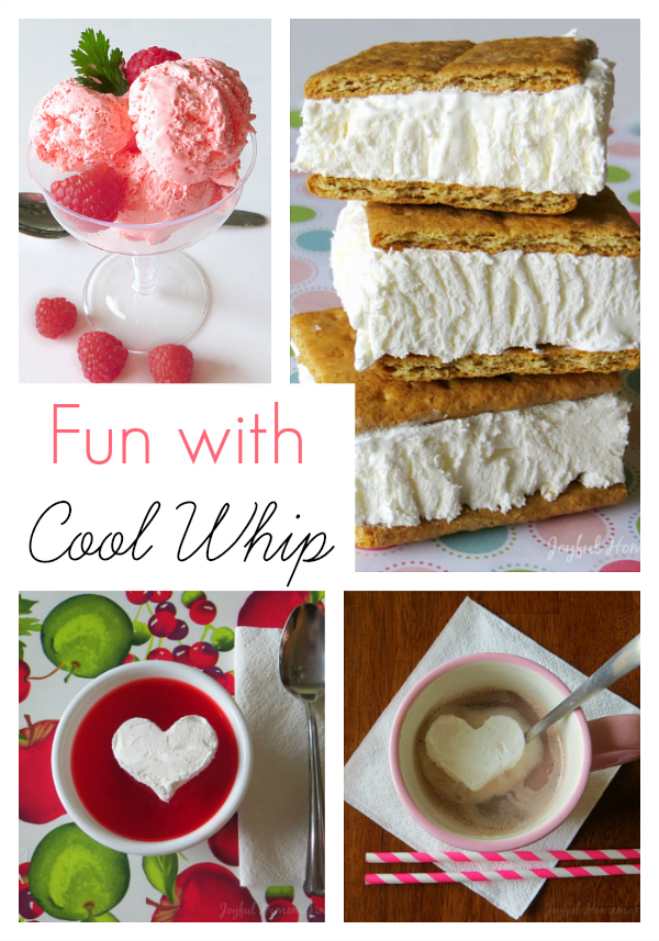 Cool Whip Dessert Recipes