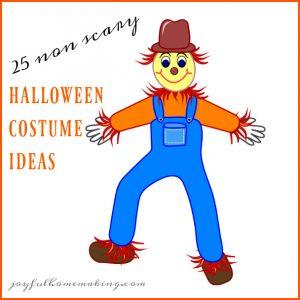 25 Non-Scary Halloween Costume Ideas