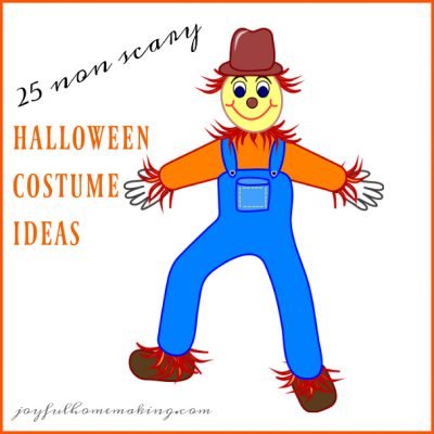 25 Non-Scary Halloween Costume Ideas