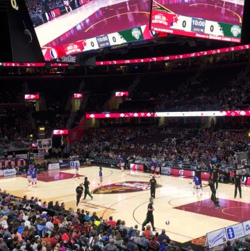Family Friendly Fun with the Harlem Globetrotters